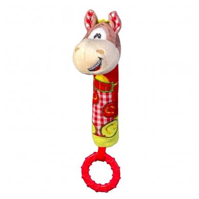 Cypsiukas su kramtuku arkliukas