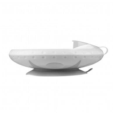 Termo lėkštė prie stalo limpančiu dugnu 7