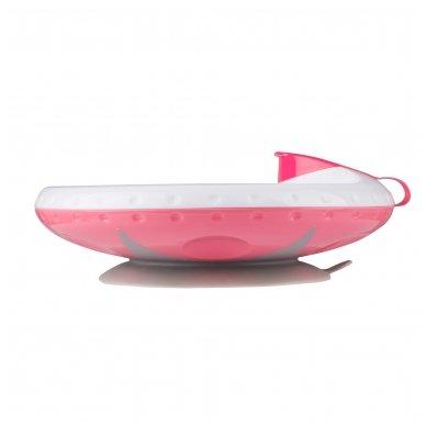 Termo lėkštė prie stalo limpančiu dugnu 6