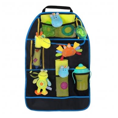 Automobilio sėdynės krepšys – apsauga 4