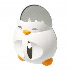 BabyOno laikiklis vonios žaislams, pingvinas, 593