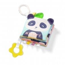 BabyOno lavinamoji  knygelė My Life, panda, 541