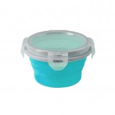 BabyOno magiškas silikoninis dubinėlis maisteliui, 220 ml, 1322 (mėlynas)