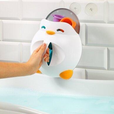 BabyOno laikiklis vonios žaislams, pingvinas, 593 2