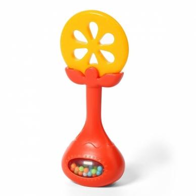 BabyOno lavinamasis kramtukas su barškučiu, ARBUZAS, 499/01