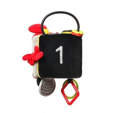 BabyOno lavinamasis žaislas išsiardantis kubas, C-MORE, 778 4