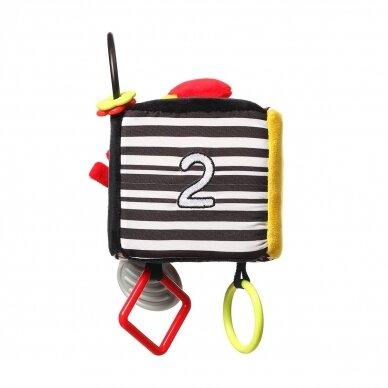 BabyOno lavinamasis žaislas išsiardantis kubas, C-MORE, 778 5