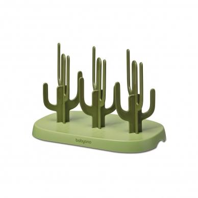 BabyOno buteliukų, žindukų džiovykla, kaktusas, 1074 2