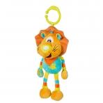 Minkštas žaislas su melodija - liūtas