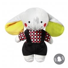 Minkštas žaislas - C-MORE ANDY, drambliukas