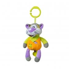 Minkštas žaislas su melodija - kačiukas