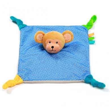 Minkšta žaislas - migdukas, beždžionė ERIC 625 2