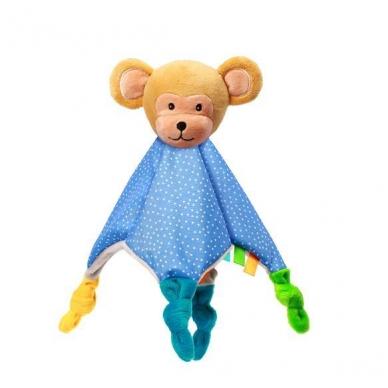 Minkšta žaislas - migdukas, beždžionė ERIC 625