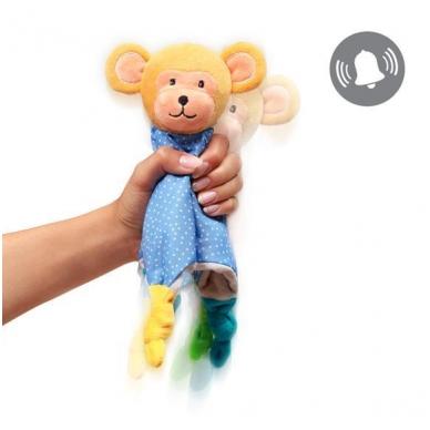 Minkšta žaislas - migdukas, beždžionė ERIC 625 3