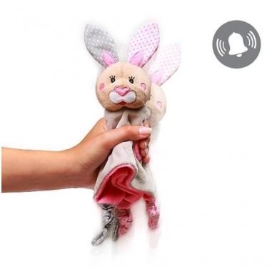 Minkšta žaislas - migdukas, triušis Julia 3