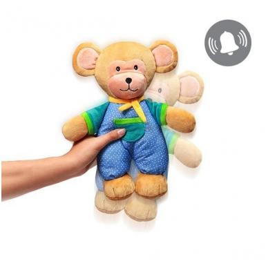 Minkštas žaislas - beždžionė ERIC 4
