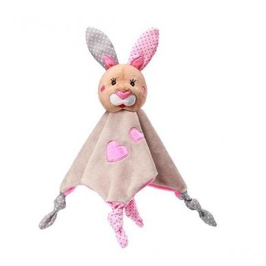 Minkšta žaislas - migdukas, triušis Julia