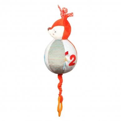 Minkštas žaislas su melodija - lapiukas, VINCENT, 1167 2