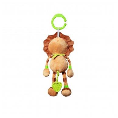 Minkštas žaislas su melodija - liūtas 2