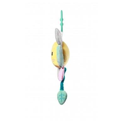 Minkštas žaislas su melodija - gėlytė 3