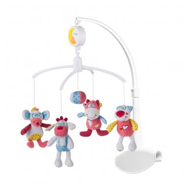 Muzikinė karuselė ROSIE & FRIENDS