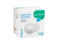NIGHT & DAY breast pads