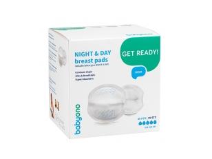 NIGHT & DAY breast pads
