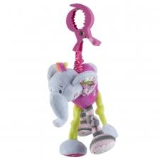 Žaislas vibruojantis drambliukas