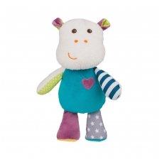 Žaisliukas - migdukas su barškučiu MICKEY