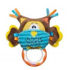 Žaisliukas vežimėliui - autokėdutei pelėdžiukas