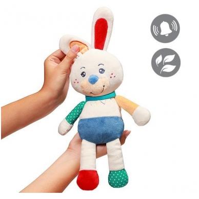 Minkštas žaislas - migdukas, triušis JERRY 4