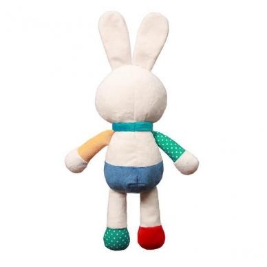 Minkštas žaislas - migdukas, triušis JERRY 2